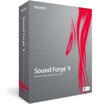 Sony Sound Forge 9.0e - один из лидеров среди звуковых редакторов